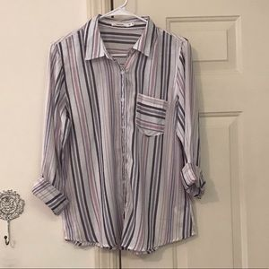 Maurices button down top
